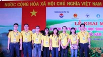 14 học sinh, sinh viên Đại học Vinh dự thi Olympic Toán học toàn quốc