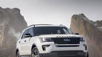 Ford giới thiệu Explorer 2018