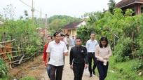 Quế Phong: Nhiều hộ nghèo do tư tưởng trông chờ, ỷ lại