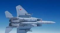Số lượng máy bay chiến đấu Nhật Bản cất cánh khẩn cấp đạt mức kỷ lục