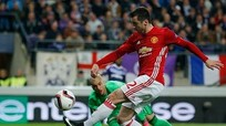 Man Utd bị cầm hòa ở trận tứ kết lượt đi Europa League