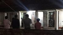 Hai anh em tử vong sau tiếng nổ lớn trong đêm