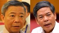 Ủy ban Kiểm tra TW đề nghị kỷ luật ông Võ Kim Cự, Nguyễn Minh Quang