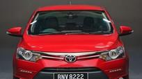Toyota trang bị camera 360 độ, cho bản nâng cấp của Vios