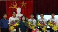 Học sinh Nghệ An tham dự 3 môn thi tại kỳ thi Olympic khu vực và quốc tế
