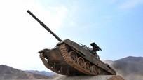 Bão Phong Hổ - mẫu xe tăng hiện đại nhất của quân đội Triều Tiên