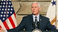 Phó Tổng thống Mỹ Mike Pence bất ngờ đến khu DMZ sau vụ phóng tên lửa của Triều Tiên
