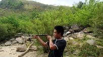 Đi săn bằng súng tự chế: Ẩn họa khôn lường!