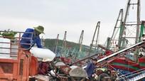 Người dân Nghệ An làm giàu từ dịch vụ hậu cần nghề cá