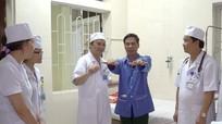 Chuyên gia đầu ngành tập huấn, giảng dạy tại Bệnh viện phục hồi chức năng Nghệ An
