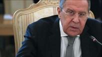 Ngoại trưởng Nga: Nga hy vọng Hoa Kỳ không hành động với Bắc Triều Tiên như ở Syria