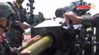 Việt Nam thử nghiệm thành công tích hợp pháo 105mm mới nâng cấp