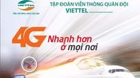 Viettel chính thức khai trương mạng 4G trên toàn quốc