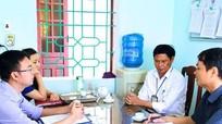 Kiểm tra đột xuất thực hiện kỷ cương hành chính ở Quỳnh Lưu