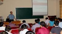 Tập huấn kỹ năng viết tin, bài cho cộng tác viên huyện Kỳ Sơn