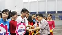 Hơn 650 VĐV tham dự hội thao ngành Ngân hàng Nghệ An