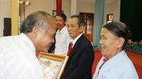 Đô Lương tổ chức lễ truy tặng danh hiệu 'Bà mẹ Việt Nam anh hùng'