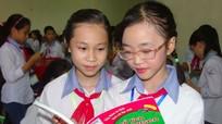 Hàng trăm học sinh hào hứng với ngày hội đọc sách