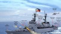 Phương án biến tàu Hamilton Việt Nam thành chiến hạm