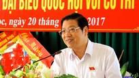 Trưởng Ban Nội chính Trung ương tiếp xúc cử tri huyện Quế Phong