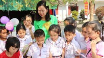Hơn 500 học sinh, giáo viên tham gia ngày hội đọc ở Anh Sơn