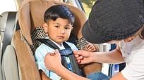 Những điều cần nhớ khi cho trẻ em đi ôtô