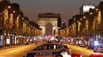 Thế giới chia buồn với Pháp