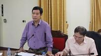 Ban Tổ chức Tỉnh ủy thông báo chuẩn bị nội dung giao ban trực tuyến