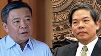 Ban Bí thư kỷ luật ông Võ Kim Cự và Nguyễn Minh Quang