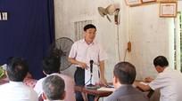 Đồng chí Nguyễn Văn Thông: 'Kiểm điểm không phải để dìm nhau'