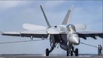 Lỗi hệ thống cung cấp oxy có thể khiến phi công tiêm kích F-18 Mỹ ngạt thở khi bay