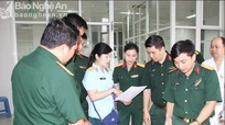 Tập huấn kỹ năng tiêm an toàn để tránh phơi nhiễm