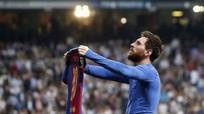 Điểm Messi cao gấp đôi Ronaldo sau trận El Clasico 2017