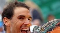 Nadal lập kỷ lục khi lần thứ 10 vô địch Monte Carlo