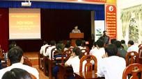 Tập huấn nghiệp vụ làm báo cho cộng tác viên TP Vinh
