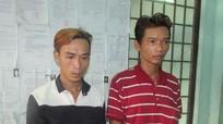 Sau chầu nhậu, hai thanh niên miền Tây ném 'bom xăng' đốt nhà