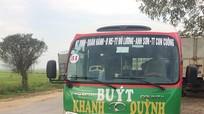 Khai trương tuyến xe buýt số 31 Vinh - Con Cuông