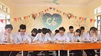 Nghệ An: Nhiều thí sinh được tuyển thẳng nhưng vẫn chọn thi THPT Quốc gia