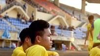 'Voi rừng' của đội trẻ Sông Lam Nghệ An