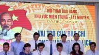 Hội thảo báo Đảng khu vực miền Trung - Tây Nguyên: 'Bắt tay' liên kết du lịch