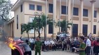 120 cán bộ, giáo viên được huấn luyện phòng cháy chữa cháy