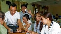 Tập huấn kỹ năng viết tin, bài cho cộng tác viên huyện Quỳnh Lưu