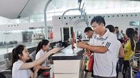 Hành khách qua Cảng hàng không Vinh tăng mạnh dịp lễ 30/4