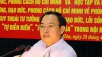 Thị xã Thái Hòa quán triệt chuyên đề về tư tưởng, đạo đức, phong cách Hồ Chí Minh