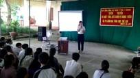 Hơn 200 học sinh học cách phòng chống xâm hại tình dục