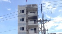 Cháy khách sạn ở Bình Thuận, khách hoảng loạn nhảy lầu