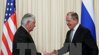 Nga sẵn sàng hợp tác với Mỹ để giải quyết khủng hoảng Syria
