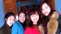 Gia đình nghèo miền Tây Nghệ An có 3 cô con gái tài sắc vẹn toàn