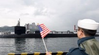 Triều Tiên dọa nhấn chìm tàu ngầm hạt nhân Mỹ