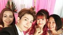 Lễ đính hôn tràn ngập tiếng cười của Khởi My - Kelvin Khánh